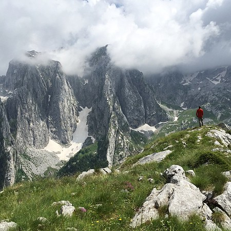 Peaks of the Balkans, Trekking in the Karanfil Mountains - Albania