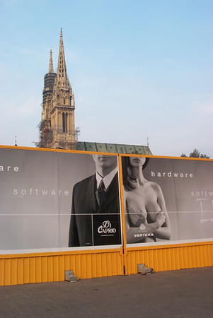 Billboards - Zagreb, Croatia