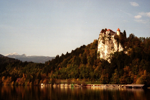 Bled Castle - Lake Bled, Slovenia