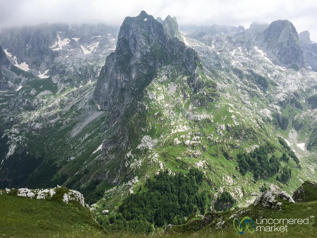 Karanfil Mountain Landscapes - Albania