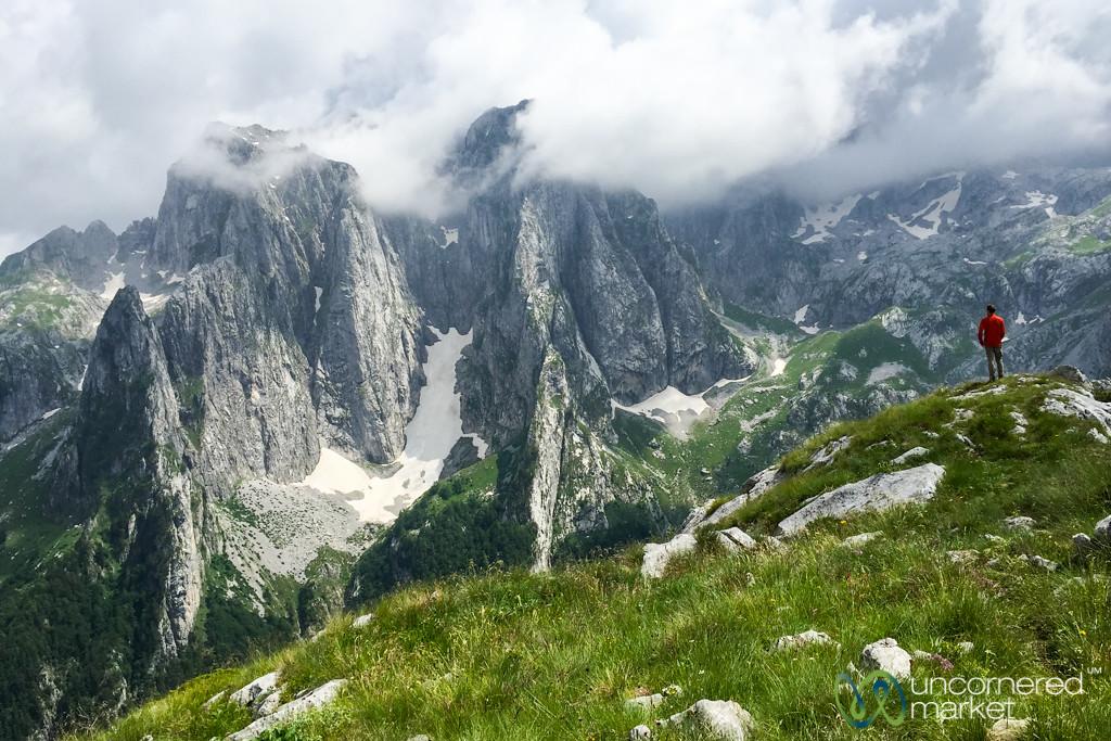 Dan in the Karanfil Mountains - Peaks of the Balkans