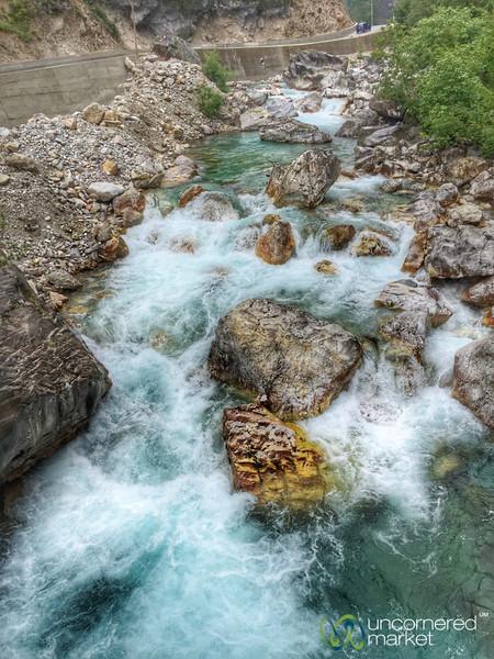 Valbona River, Turquoise Waters - Valbona, Albania