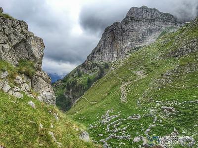 Peaks of the Balkans, Valbona to Cerem - Albania