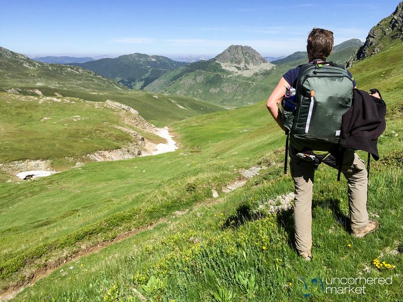 Clear Skies, High Pastures of Doberdol, Albania - Peaks of the Balkans