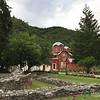 Patriarchate of Peć - Peja, Kosovo