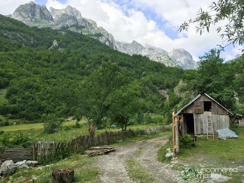 Farmhouse Near Cerem, Albania - Peaks of the Balkans