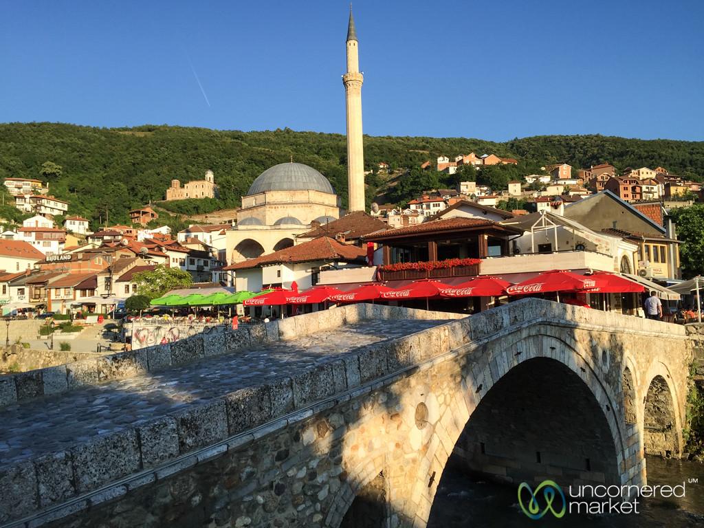 Prizren City Views, Kosovo
