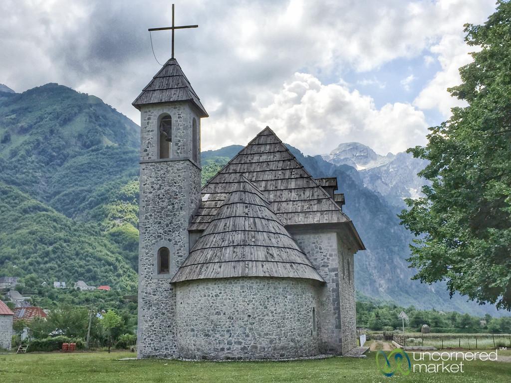 Church of Theth - Theth, Albania
