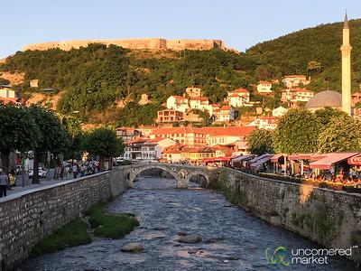 Prizren City Scene - Kosovo