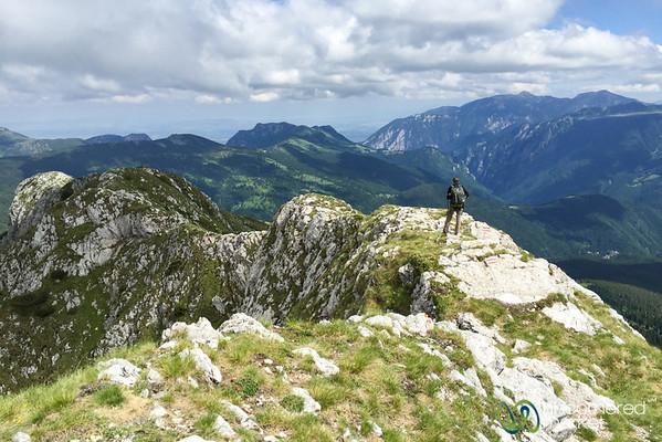Mt. Hajla Ridge - Kosovo