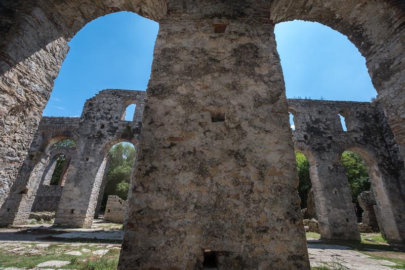 Butrint Ruins