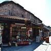 Souvenir shops in Baščaršija