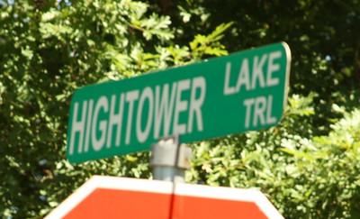 Hightower Lake Ball Ground GA