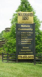 Woodhaven Bend Ball Ground Georgia Community (1)