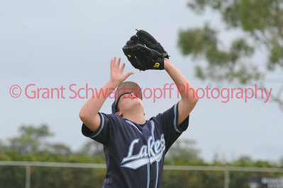 great outfield catch