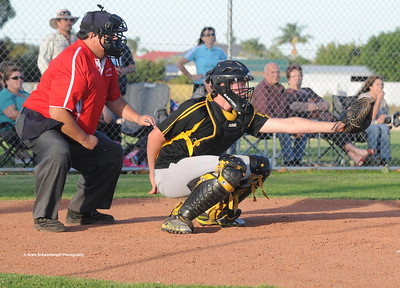 Todd Andrews (Loxton) catcher
