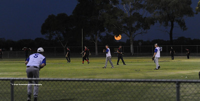 Bad moon rises for one of the teams in the nights elimination final