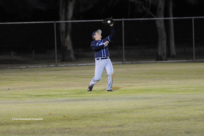 Ben Clavell (Barmera) outfield catch