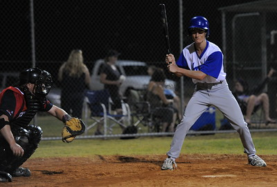 Tom Carle (Renmark) Matt Cutting (Berri) catcher