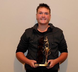 """""""B"""" Grade Best and Fairest Runner-up Jordan McBain (Barmera)"""