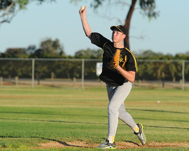 Todd Andrews (Loxton ) pitcher