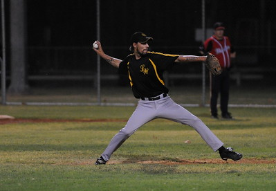Steve Dack (Loxton ) pitcher