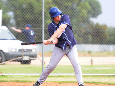 Ryan Henwood (Barmera) batting