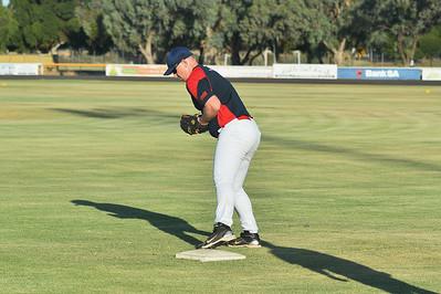 Gary Brinkworth (Berri) 1st base