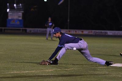 Steven Dack (Barmera) on 1st base