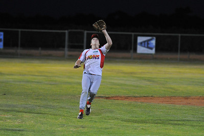 Roley Boon (Lyrup) takes the catch