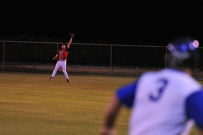 Outfield catch by Paul Reid (Berri)