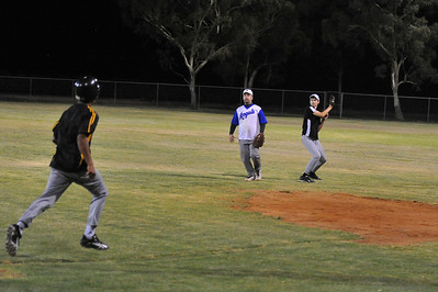Brandon May (Renmark) takes the catch