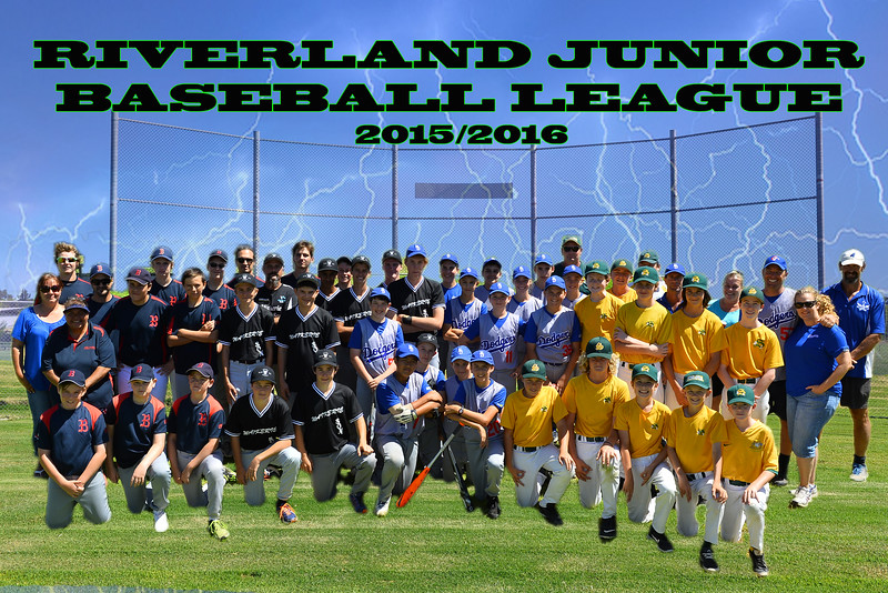 THE TEAMS U15 Riverland Junior Baseball League