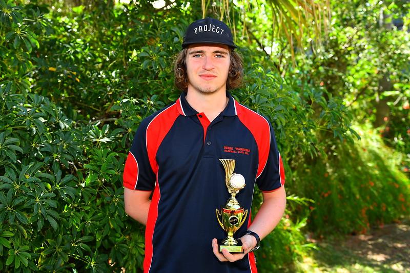 2016/2017 Berri Baseball Club Trophy Day