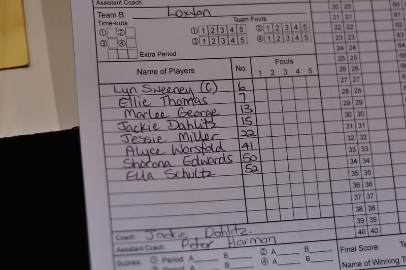 SEMI FINALS Div 1 Women Renmark v Loxton (2nd Semi)