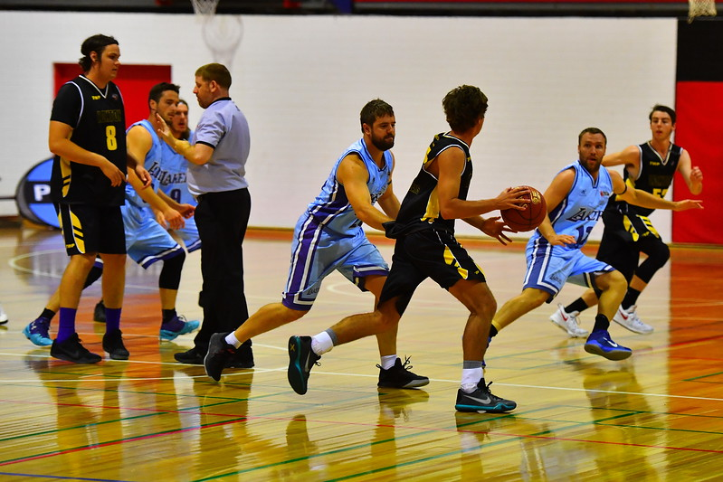 SEMI FINALS Div 1 Men Loxton v Barmera