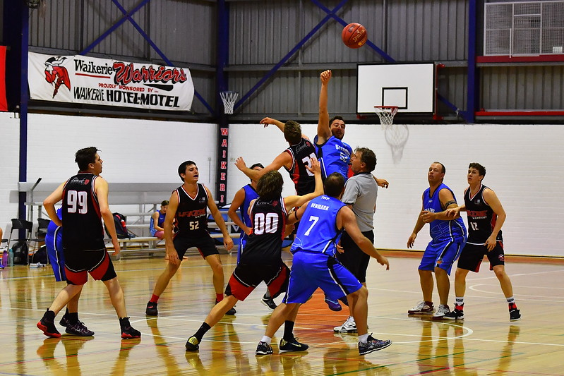 SEMI FINALS Div 1 Men Renmark v Waikerie