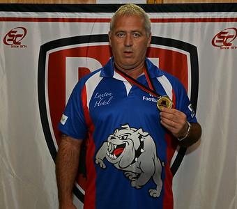 2014 Coaches Award  Mick Durdin (Wunkar)