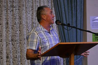 2014 Guest speaker, Tony Shaw