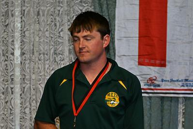 2014 Duthie Medal Winner, Terry Packer (Moorook)