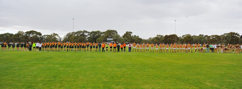 "ANZAC DAY GF Rematch ""A"" Grade Moorook v Brownswell"