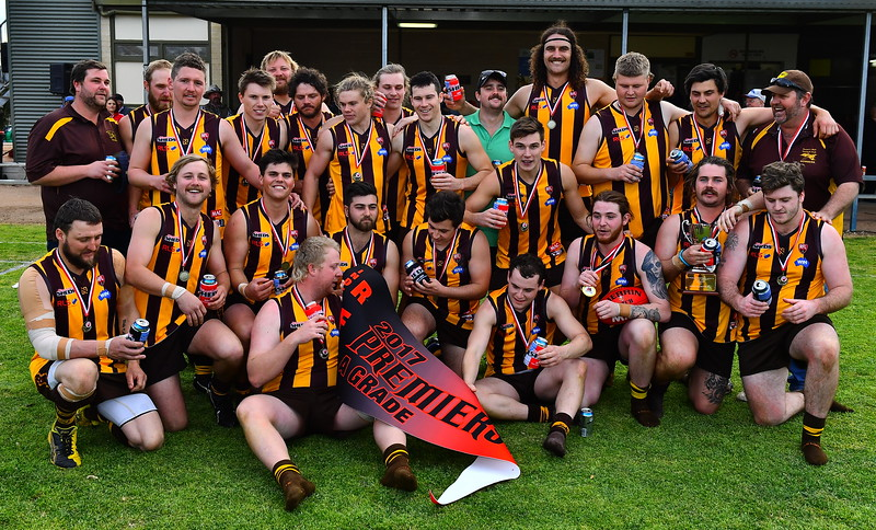 """2017 """"A"""" Grade PREMIERS, Browns Well"""