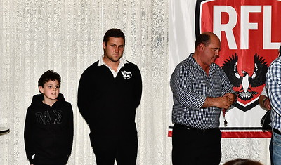 Riverland Independent football Riverland Football League 2018 Duthie Medal winner Hayden Lofts, Sedan-Cambrai