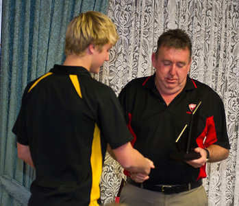 "Independent ""U17's"" Best and Fairest Medal Brok Schubert (East Murray) 37 votes"
