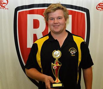 2014 B Grade Leading Goalkicker:  Luke Pont (Loxton)