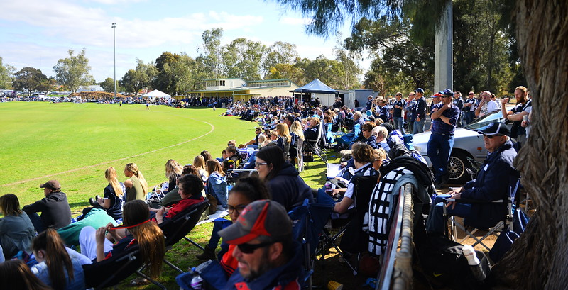 Around the ground at Waikerie Oval, GRAND FINAL DAY 2016