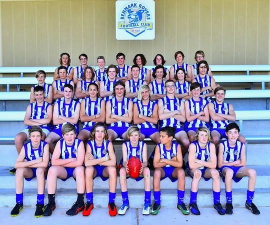 Renmark U13 U15 Teams