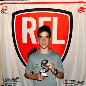 """U13"" Leading Goal kicker, Lucas White ( Renmark Rovers Football Club )"