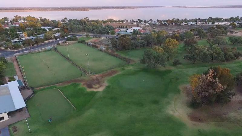 Barmera Golf Course (video)