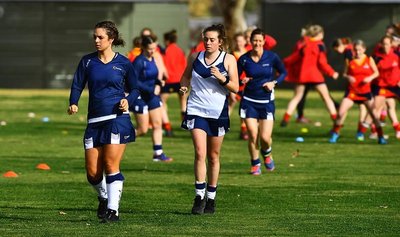 Women South Australia v Victoria